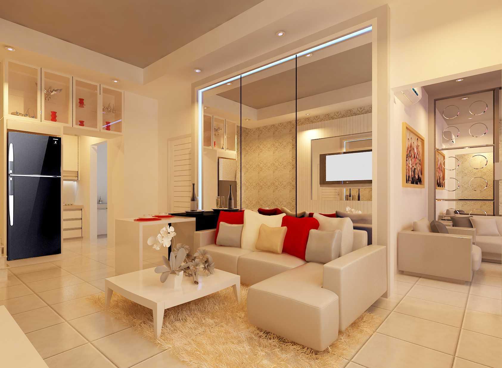 Yohanes Khouw Marshal House At Pulomas Jakarta Jakarta Lantai-1Sofarev1 Modern  26175