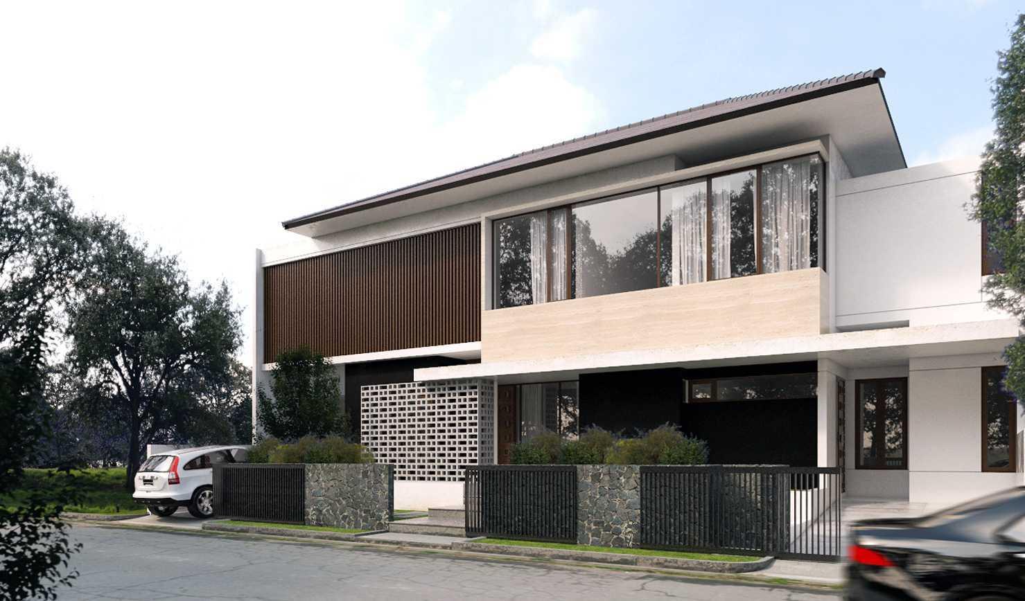 Endarasman Bekasi House Bekasi Bekasi Front View   12967