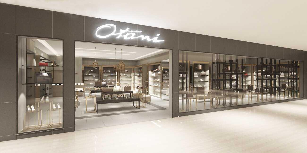 Hausc Interiors Otani Shoes Mall Surabaya Mall Surabaya Front View   24505