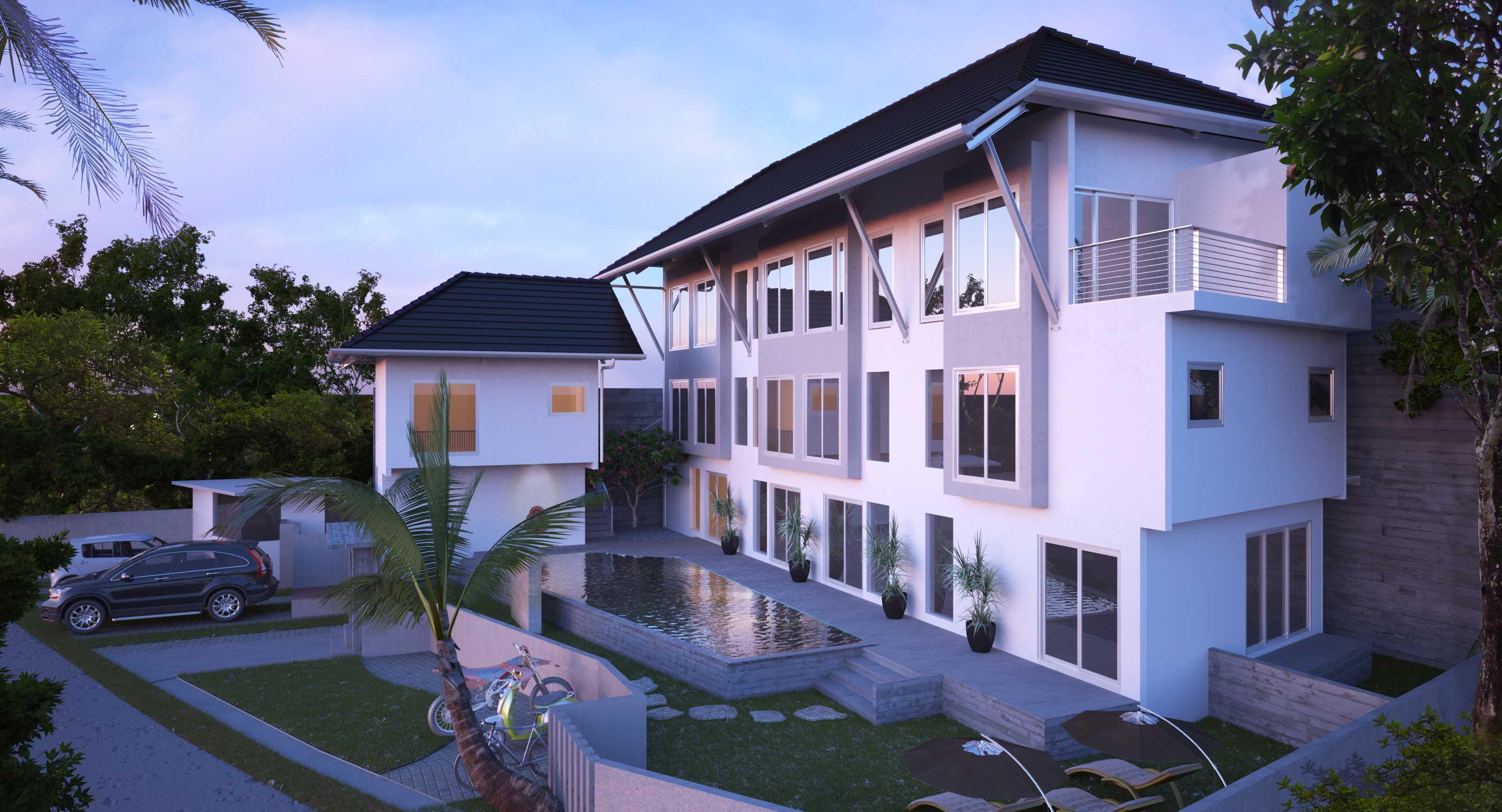 Studio Lumbung Architects Rumah Markisa Sanur, Denpasar - Bali Sanur, Denpasar - Bali Ext   11744