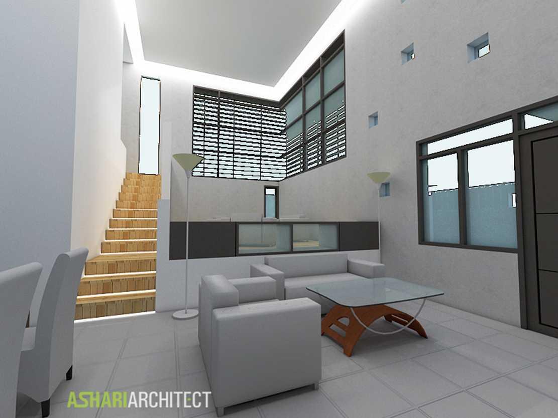 Ashari Architects Palembang House Palembang, Indonesia Palembang, Indonesia Livingroom Kontemporer  11873