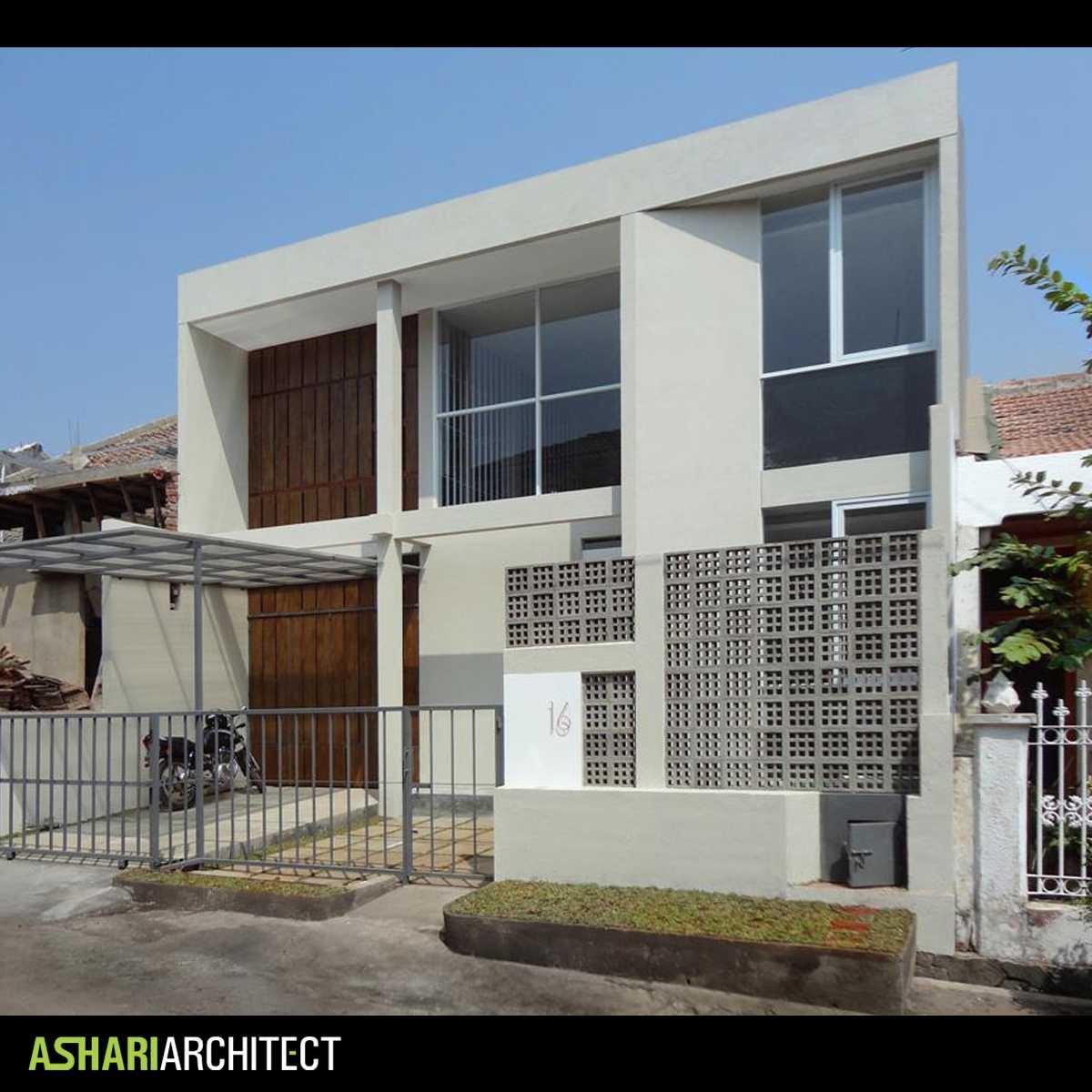 Ashari Architects Salendro House Bandung, Indonesia Bandung, Indonesia Front-View   11878