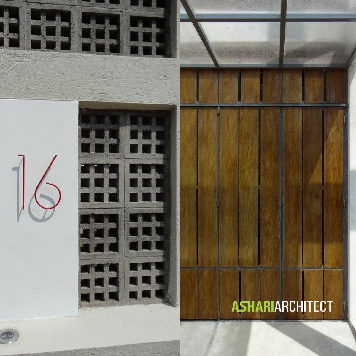 Ashari Architects Salendro House Bandung, Indonesia Bandung, Indonesia Detail-Eksterior   11879