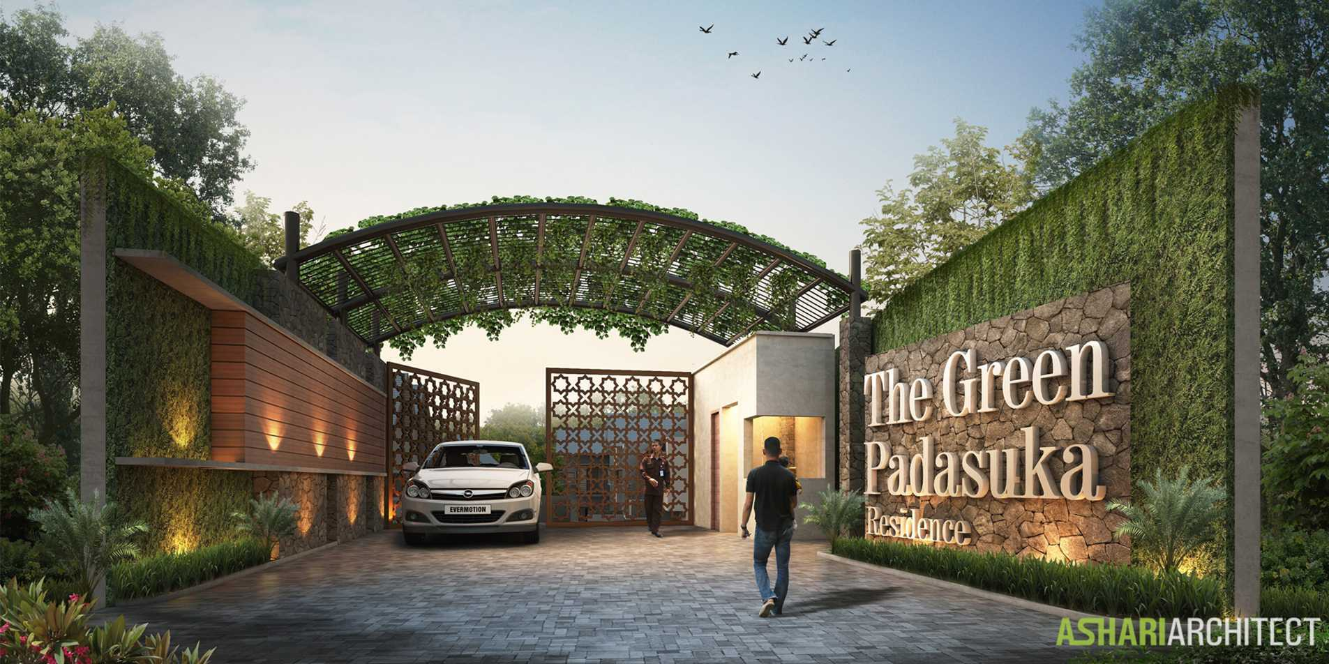 Ashari Architects The Green Padasuka Bandung, Indonesia Bandung, Indonesia Entrance-Gate   11883