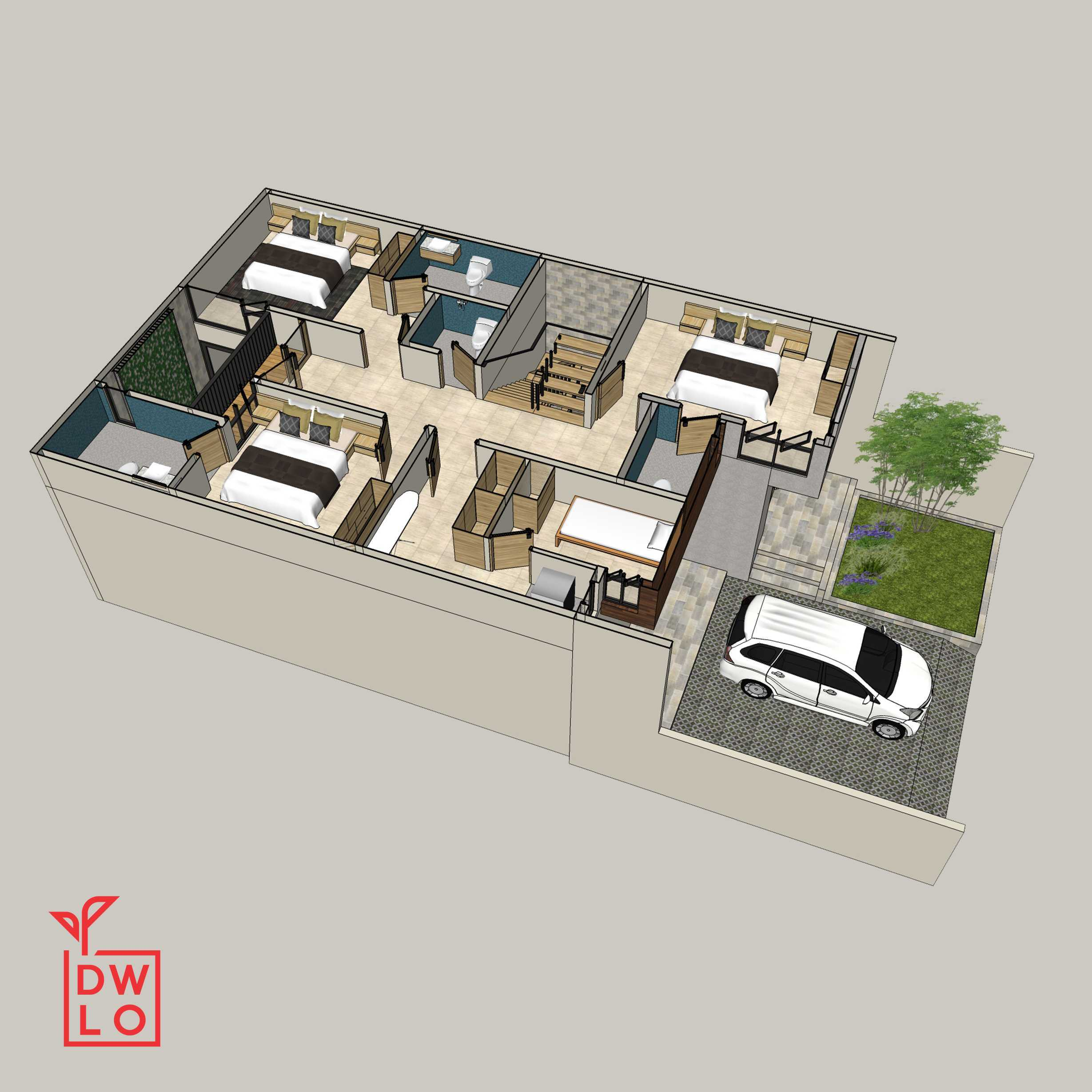 Danu Ega Amin Residence Pekanbaru, Kota Pekanbaru, Riau, Indonesia Pekanbaru, Kota Pekanbaru, Riau, Indonesia Floorplan   45433