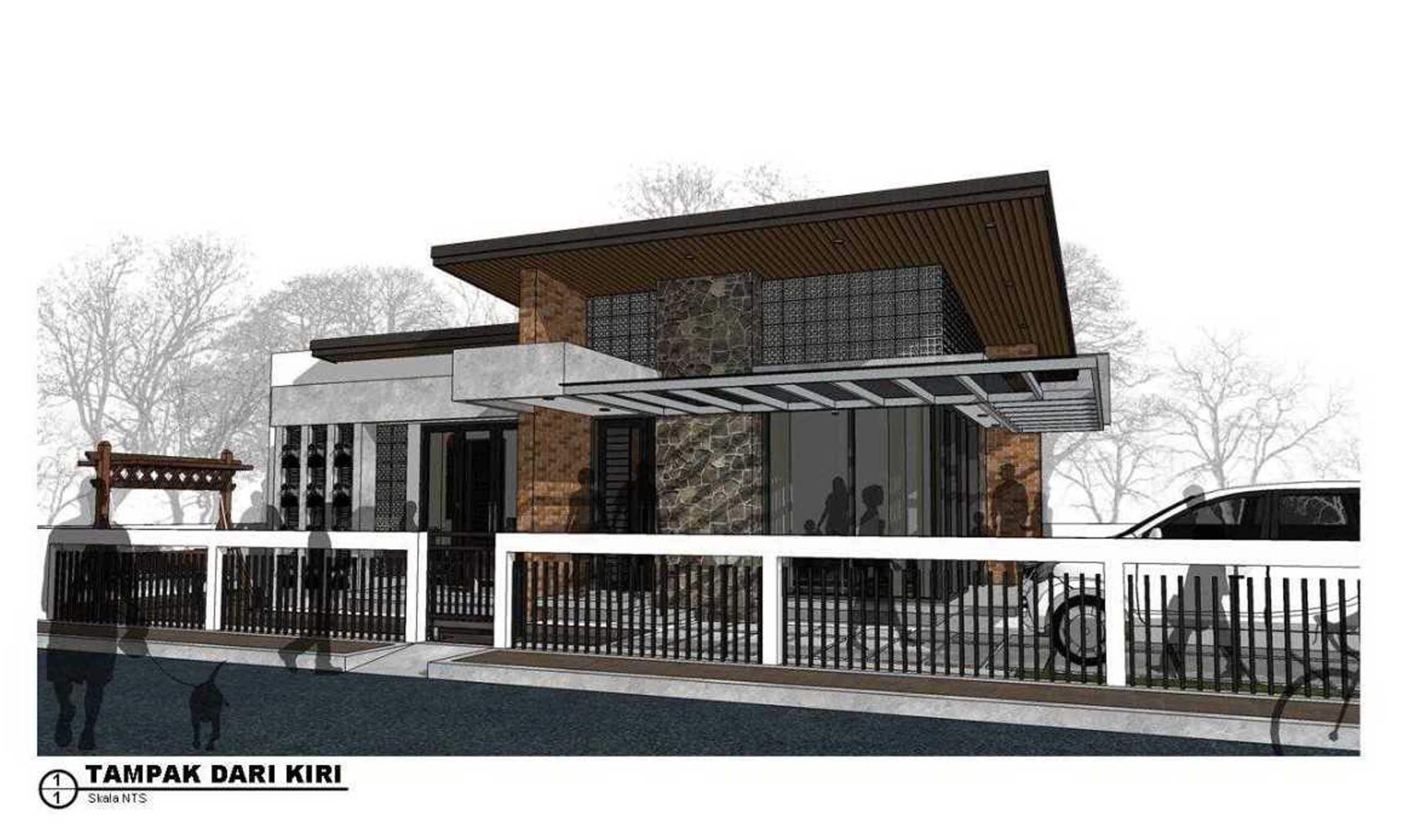 Freddy A Simamora Rumah Minimalis, Modern & Natural Sumatera Utara Sumatera Utara 5 Minimalis  32473