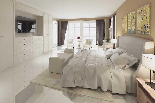 Mimo Home Interior Design & Build Private Residence - Serpong Serpong, Jakarta Serpong, Jakarta Bedroom-A2   32333