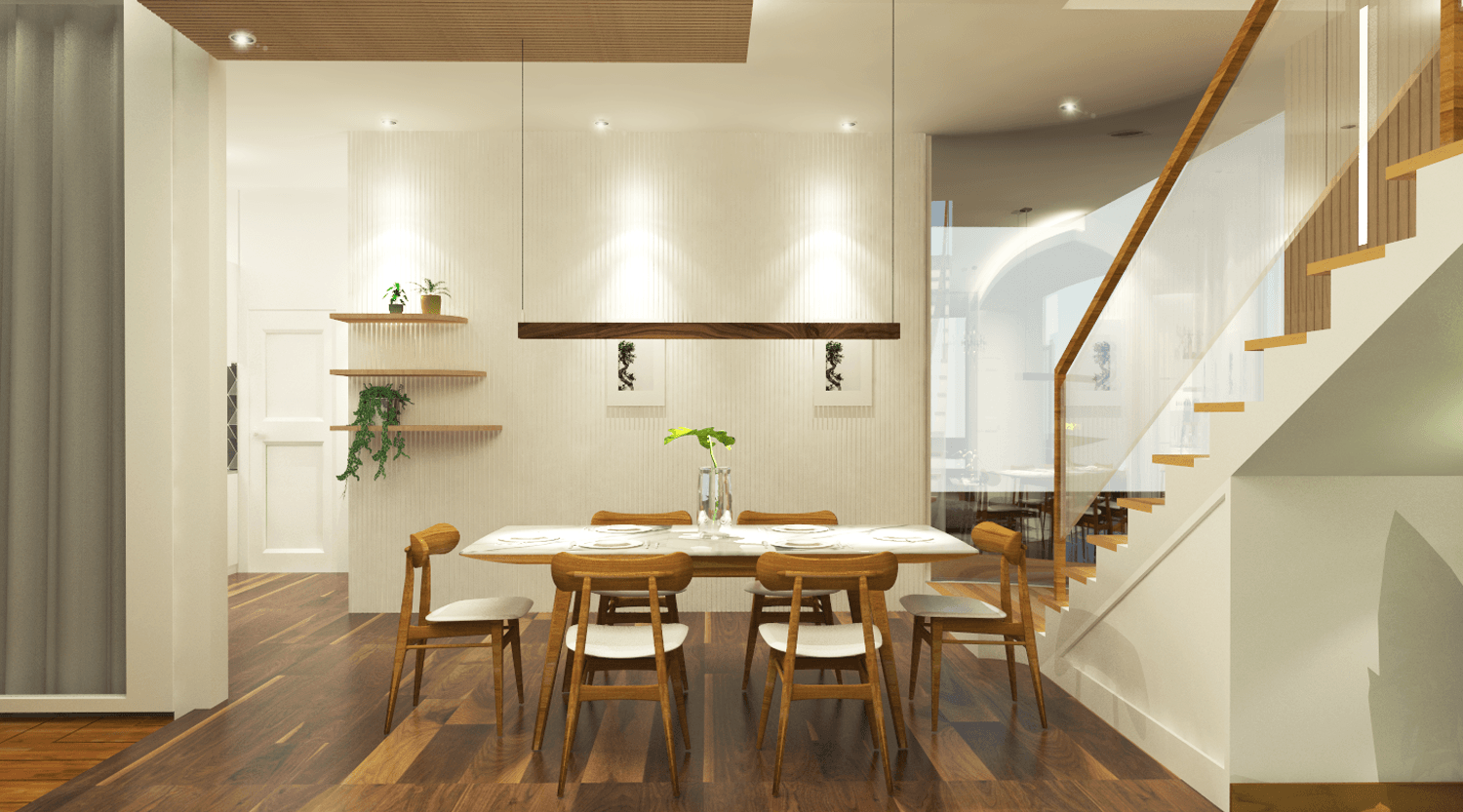Mimo Home Interior Design & Build Private House 0 Karawang Karawang, East Karawang, Karawang Regency, West Java, Indonesia Karawang, East Karawang, Karawang Regency, West Java, Indonesia Dining Area   33239