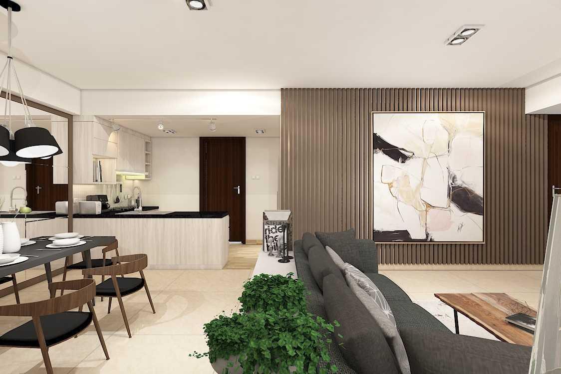 Mimo home interior design build 1 park avenue rental apartment jalan kyai muhammad syafii hadzami