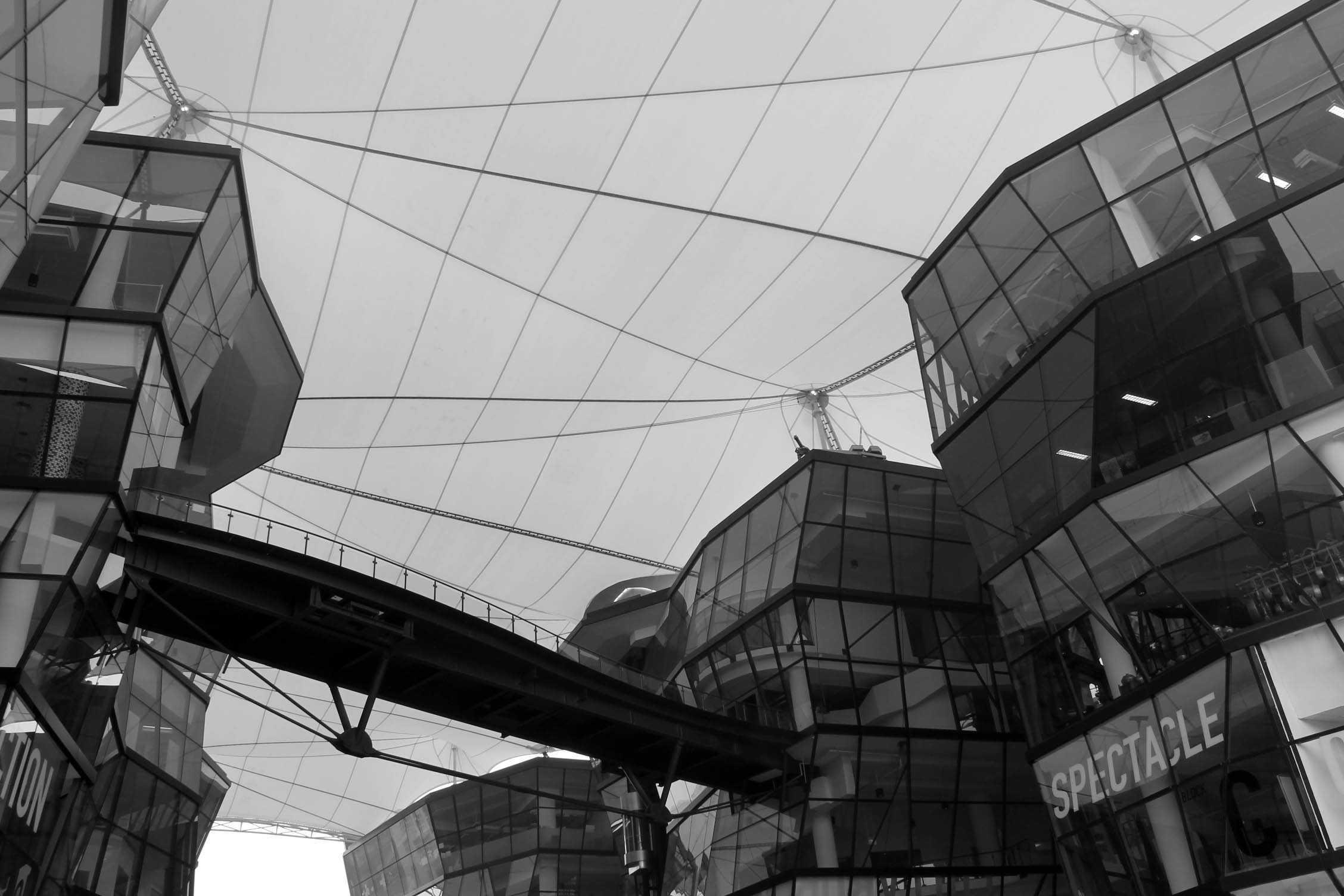 Rully Tanuwidjaja The New City Campus Lasalle-Sia Singapura Singapura The 'sail' Membrane Roofing Kontemporer  48058