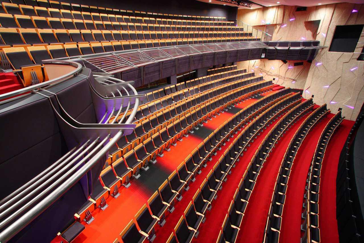 Rully Tanuwidjaja The New City Campus Lasalle-Sia Singapura Singapura Lasalle-Sia Theatre Kontemporer  48063