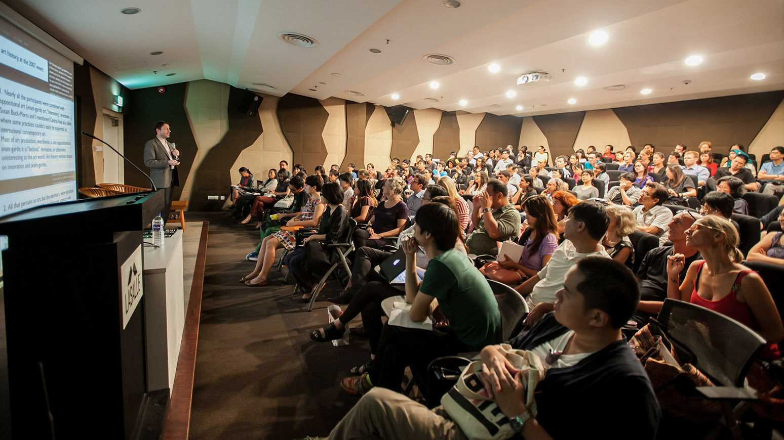 Rully Tanuwidjaja The New City Campus Lasalle-Sia Singapura Singapura Lasalle-Class-Theatre Kontemporer  48065