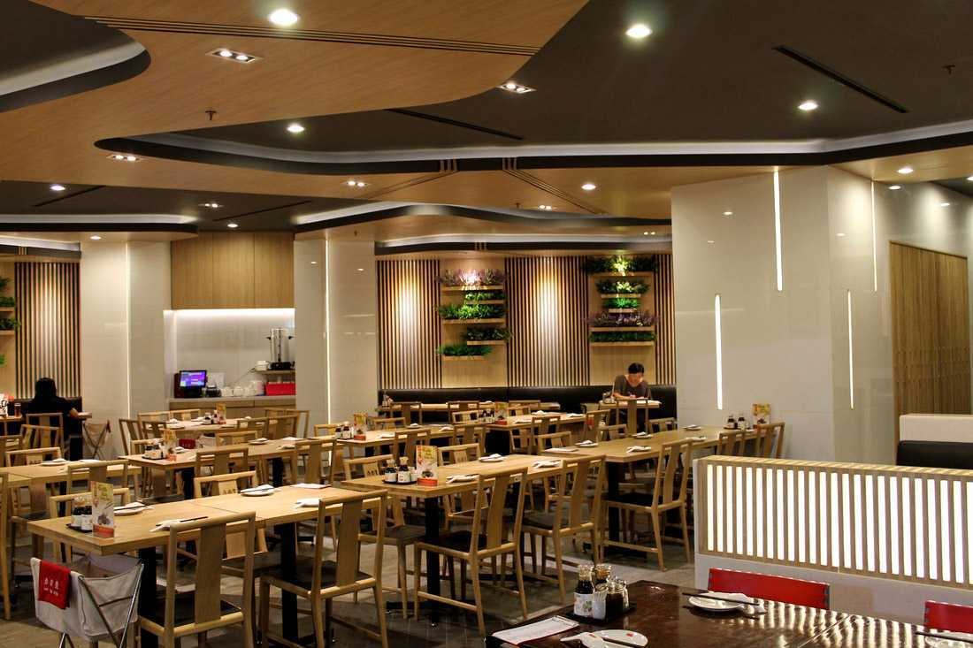 Rully Tanuwidjaja Interior Din Tai Fung Restaurant (Pim 2) Pd. Indah Mall 2, Jl. Metro Pondok Indah, Pd. Pinang, Kby. Lama, Kota Jakarta Selatan, Daerah Khusus Ibukota Jakarta 12310, Indonesia  Seating Area Restaurant   47912
