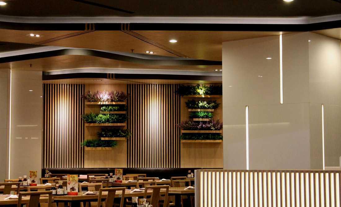 Rully Tanuwidjaja Interior Din Tai Fung Restaurant (Pim 2) Pd. Indah Mall 2, Jl. Metro Pondok Indah, Pd. Pinang, Kby. Lama, Kota Jakarta Selatan, Daerah Khusus Ibukota Jakarta 12310, Indonesia  Interior View   47916