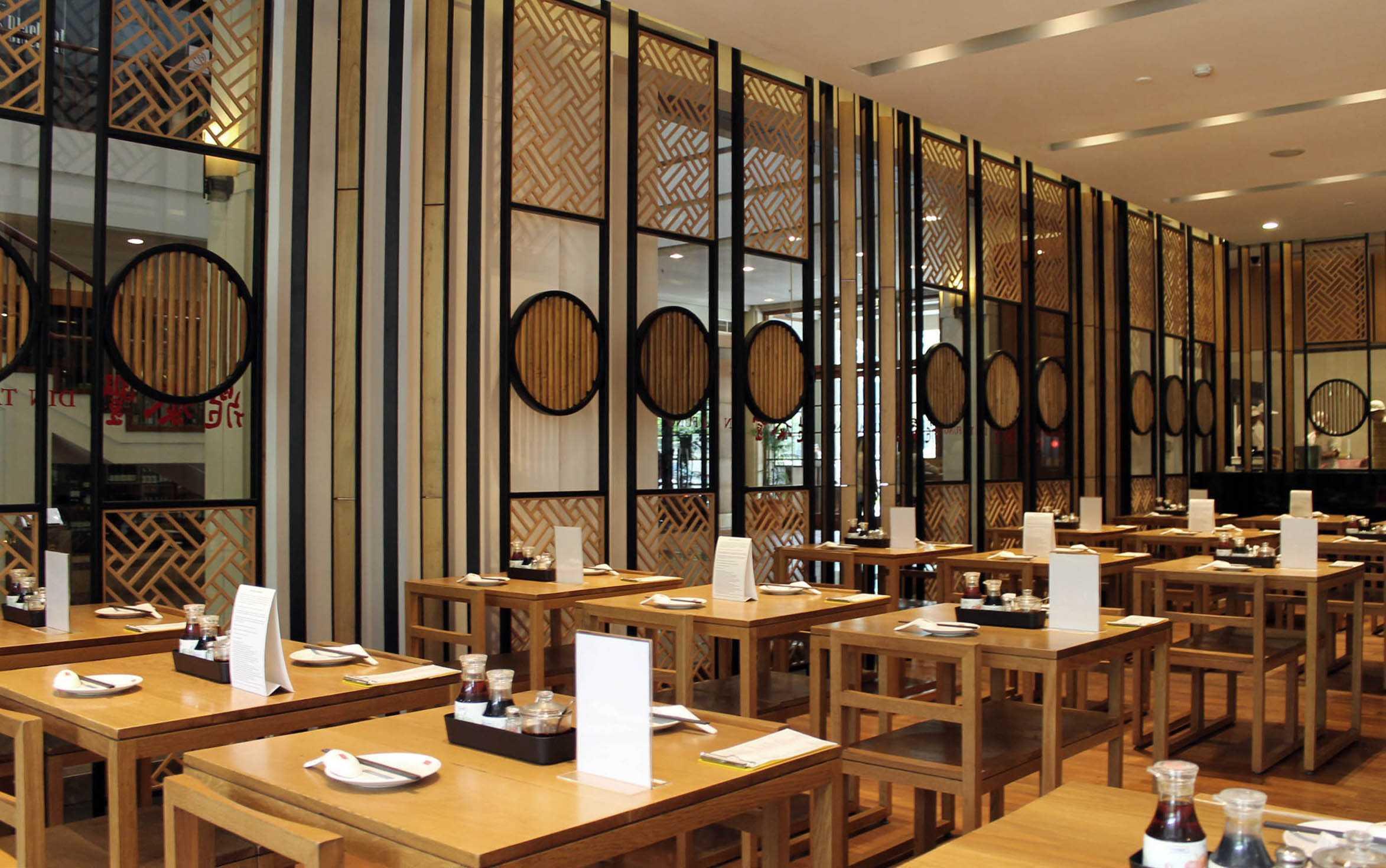 Rully Tanuwidjaja Interior Din Tai Fung Restaurant (Senayan) Plaza Arcadia Senayan, Jl. New Dhelhi, Gelora, Tanahabang, Central Jakarta City, Jakarta 10270, Indonesia  Seating Area Arcadia Contemporary  48175
