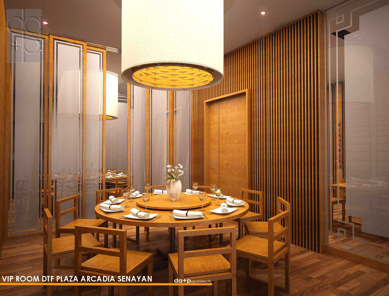 Rully Tanuwidjaja Interior Din Tai Fung Restaurant (Senayan) Plaza Arcadia Senayan, Jl. New Dhelhi, Gelora, Tanahabang, Central Jakarta City, Jakarta 10270, Indonesia  Vip Seating Area Restaurant Kontemporer  48180