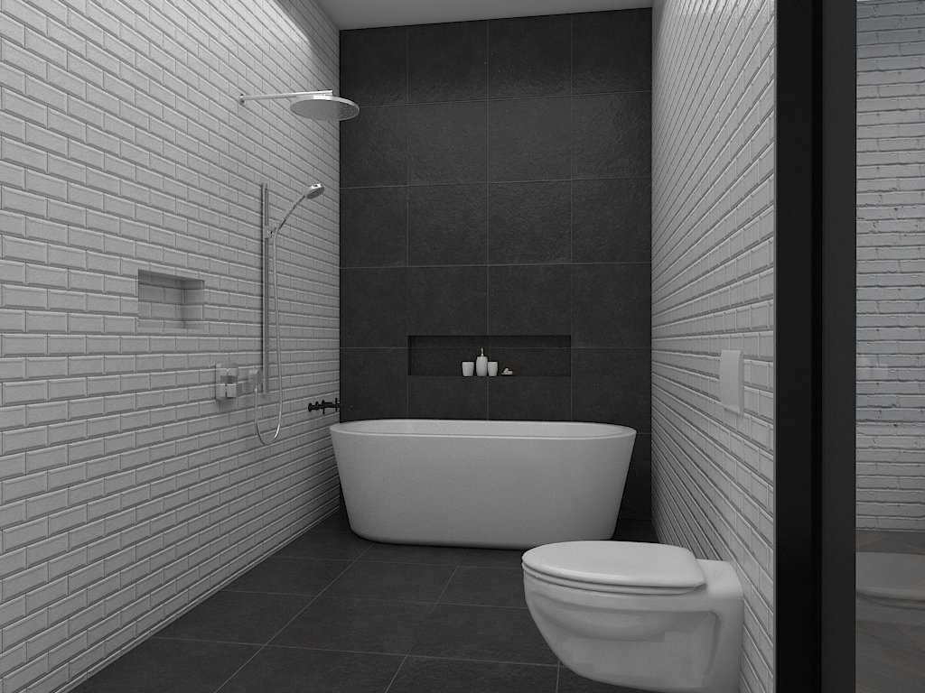 Donnie Marcellino Mr.c's House At Tomang Jakarta Jakarta Bathroom Industrial,skandinavia  25658