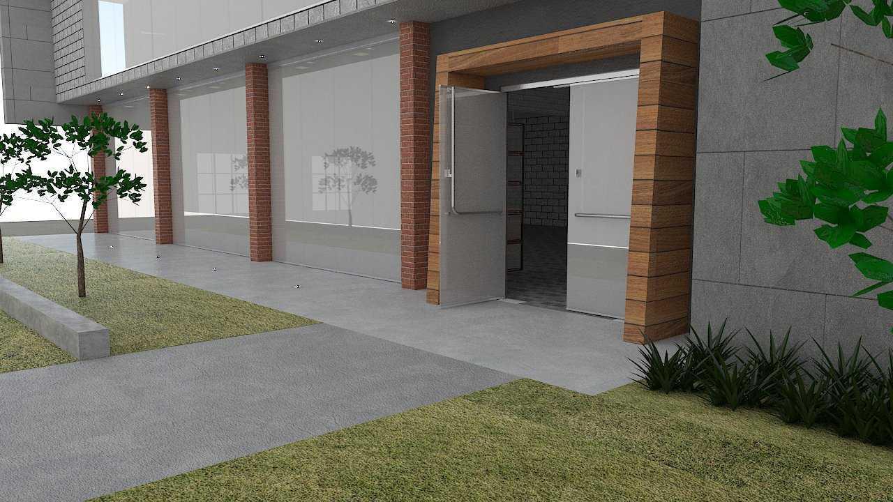 Donnie Marcellino Air Products At Cikarang Bekasi Bekasi Front Of The Office   20579