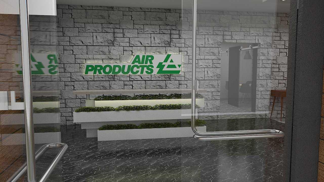 Donnie Marcellino Air Products At Cikarang Bekasi Bekasi Main Entrance Modern  20585