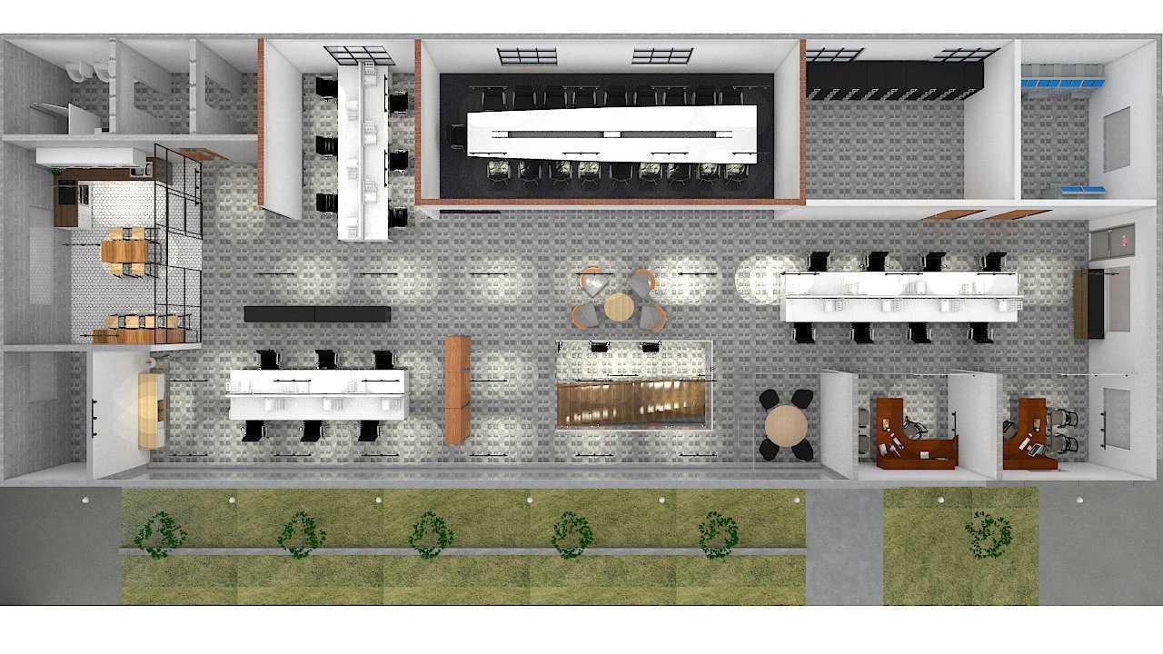 Donnie Marcellino Air Products At Cikarang Bekasi Bekasi 2Nd Floor Layout Modern  20589