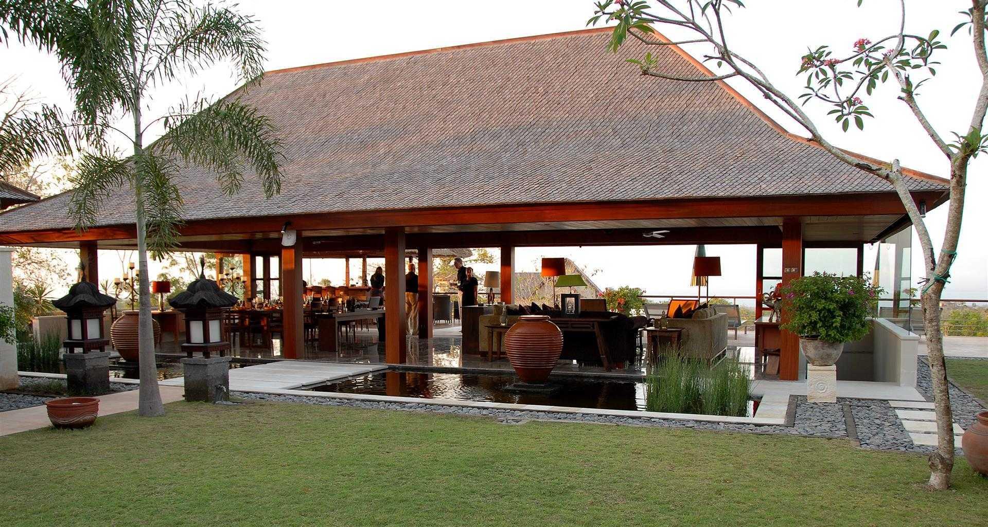 Agung Budi Raharsa | Architecture & Engineering Villa Indah Manis - Bali Bali, Indonesia Pecatu, Bali Main Building   12410