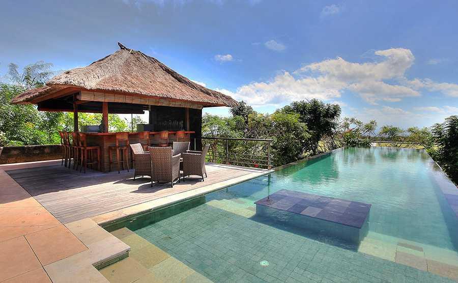 Agung Budi Raharsa Villa Indah Manis - Bali Pecatu, Bali Pecatu, Bali Indah-Manis-Pool-And-Bar   12422