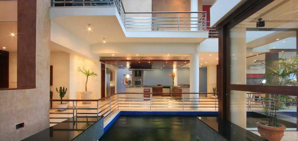 Agung Budi Raharsa | Architecture & Engineering Shark House - Bali Bali, Indonesia Ketewel, Bali Kitchen   12447