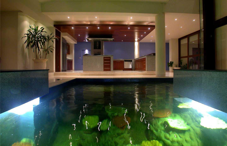 Agung Budi Raharsa | Architecture & Engineering Shark House - Bali Bali, Indonesia Ketewel, Bali Pond   12450