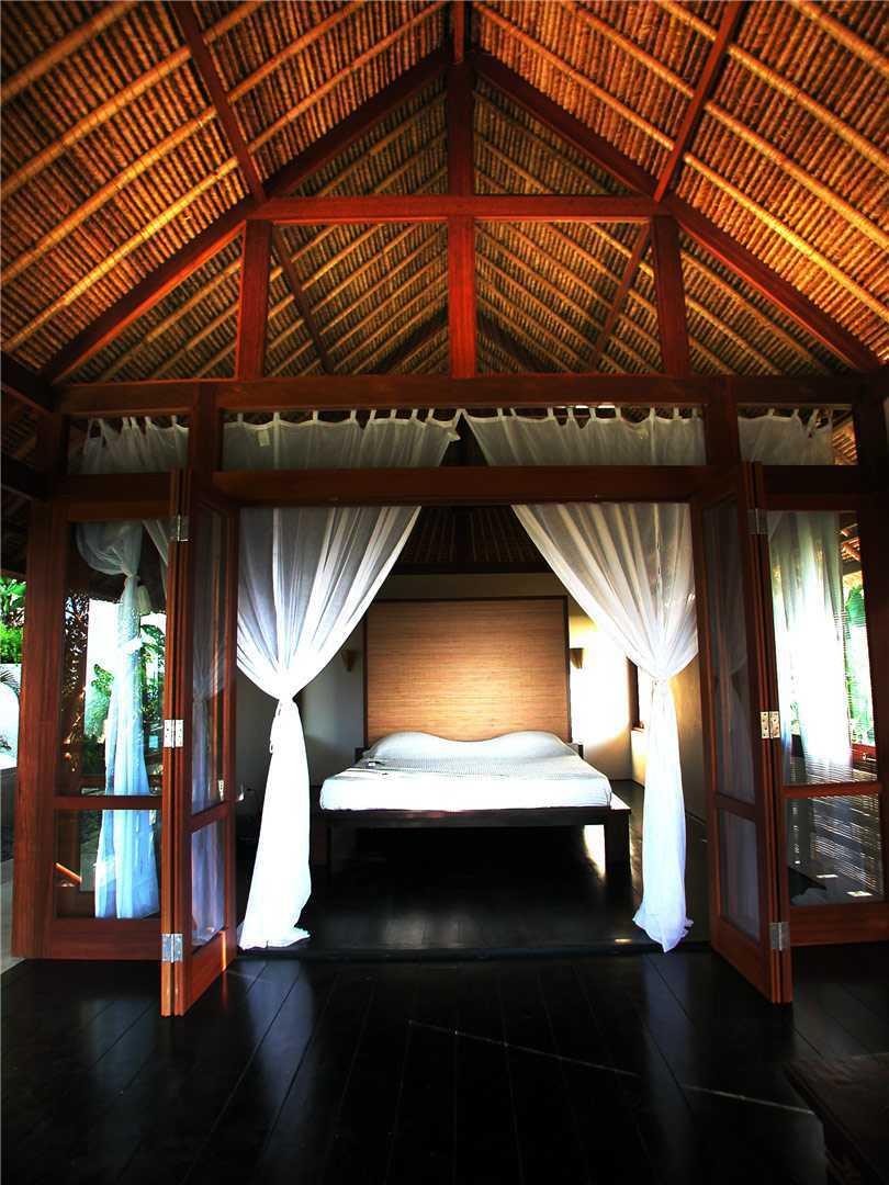 Agung Budi Raharsa   Architecture & Engineering Cliff House - Bali Bali, Indonesia Pecatu, Bali Bedroom-B-3   12738