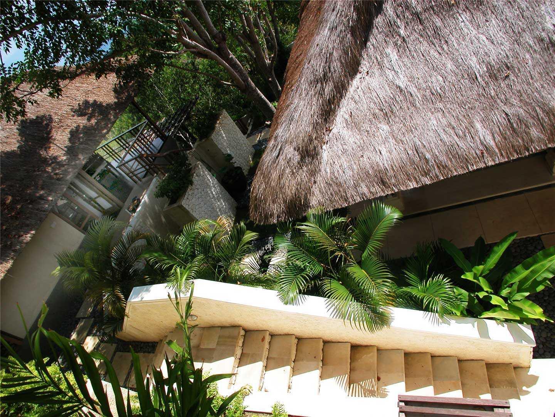 Agung Budi Raharsa | Architecture & Engineering Cliff House - Bali Bali, Indonesia Pecatu, Bali Stairs   12741