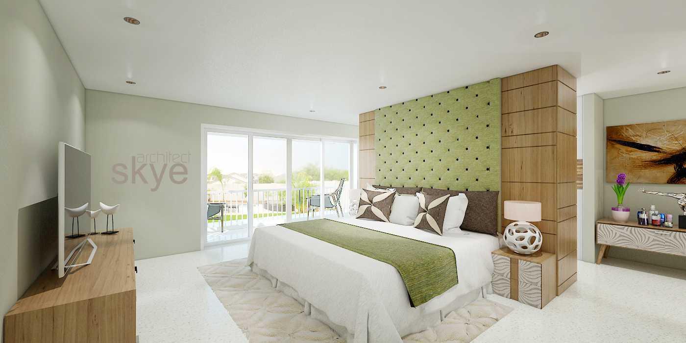 Lalu M. Haris Iqbal - Skye Architect Aus House Australia Australia Master Bedroom   42117