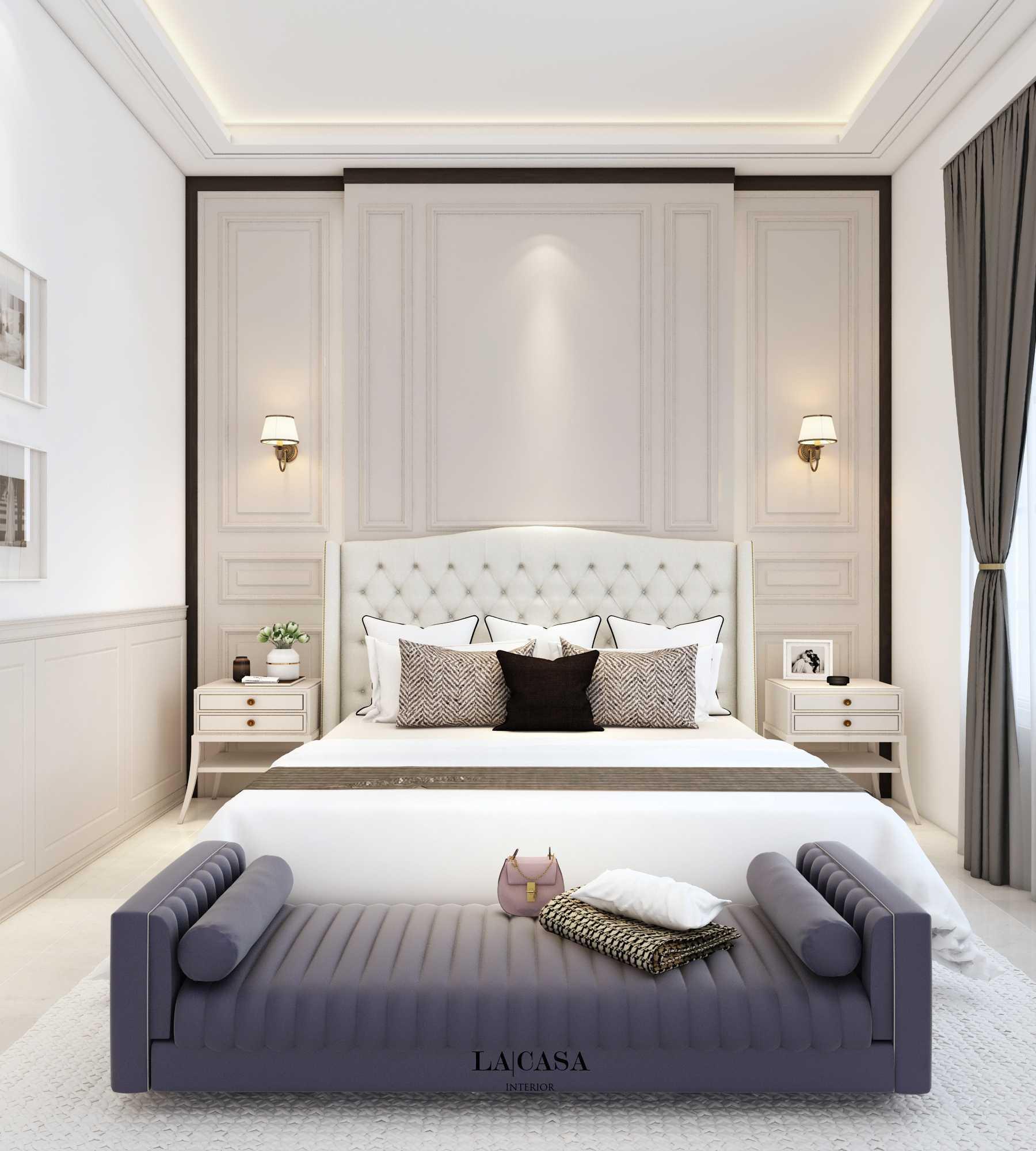 La.casa J's Bedroom Kota Medan, Sumatera Utara, Indonesia Kota Medan, Sumatera Utara, Indonesia Bedroom Victorian,modern  38241