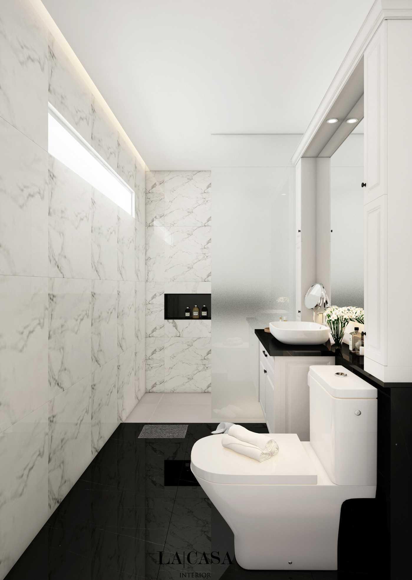 La.casa J's Bedroom Kota Medan, Sumatera Utara, Indonesia Kota Medan, Sumatera Utara, Indonesia Bathroom Victorian,modern  38252