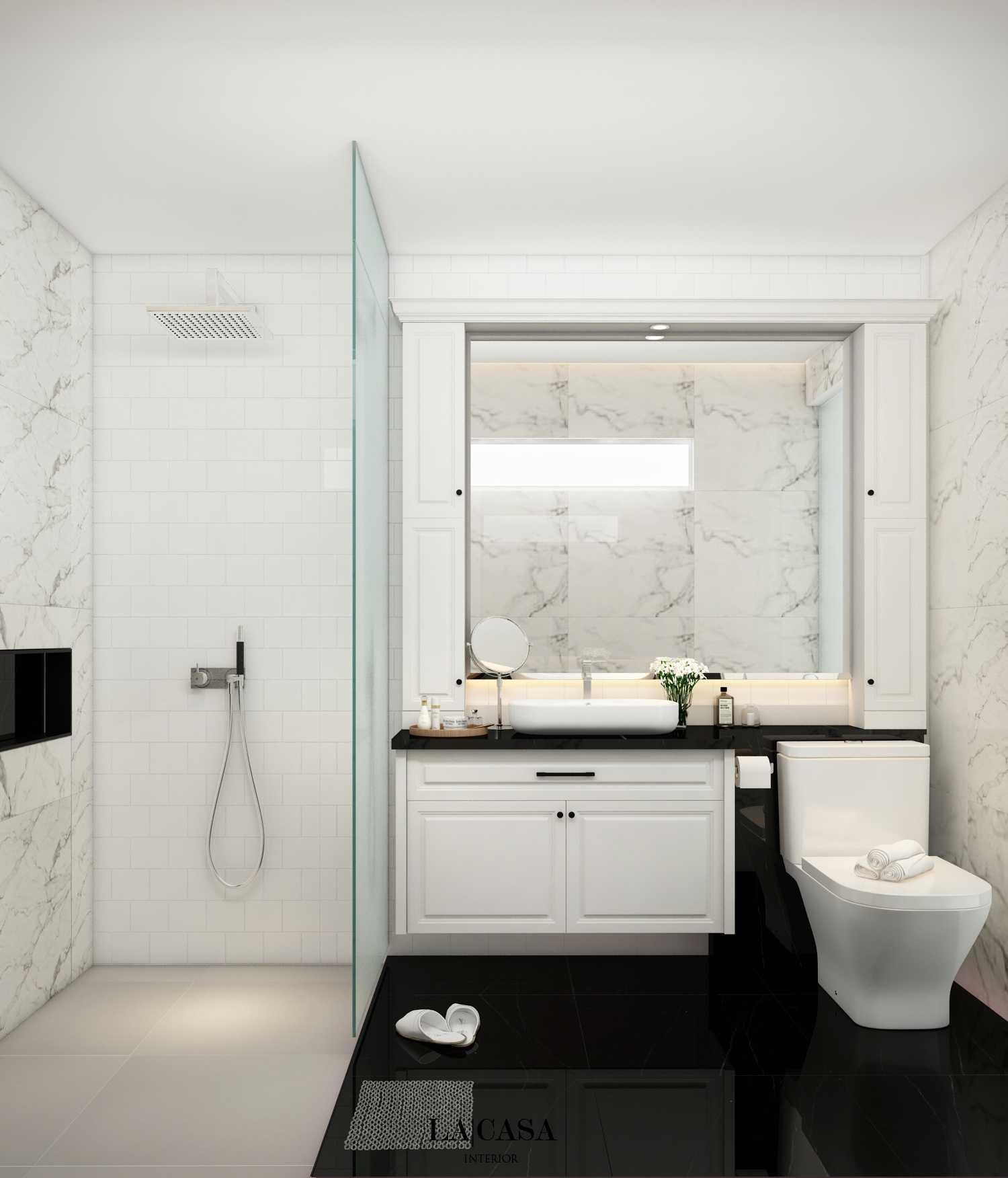 La.casa J's Bedroom Kota Medan, Sumatera Utara, Indonesia Kota Medan, Sumatera Utara, Indonesia Bathroom Victorian,modern  38253