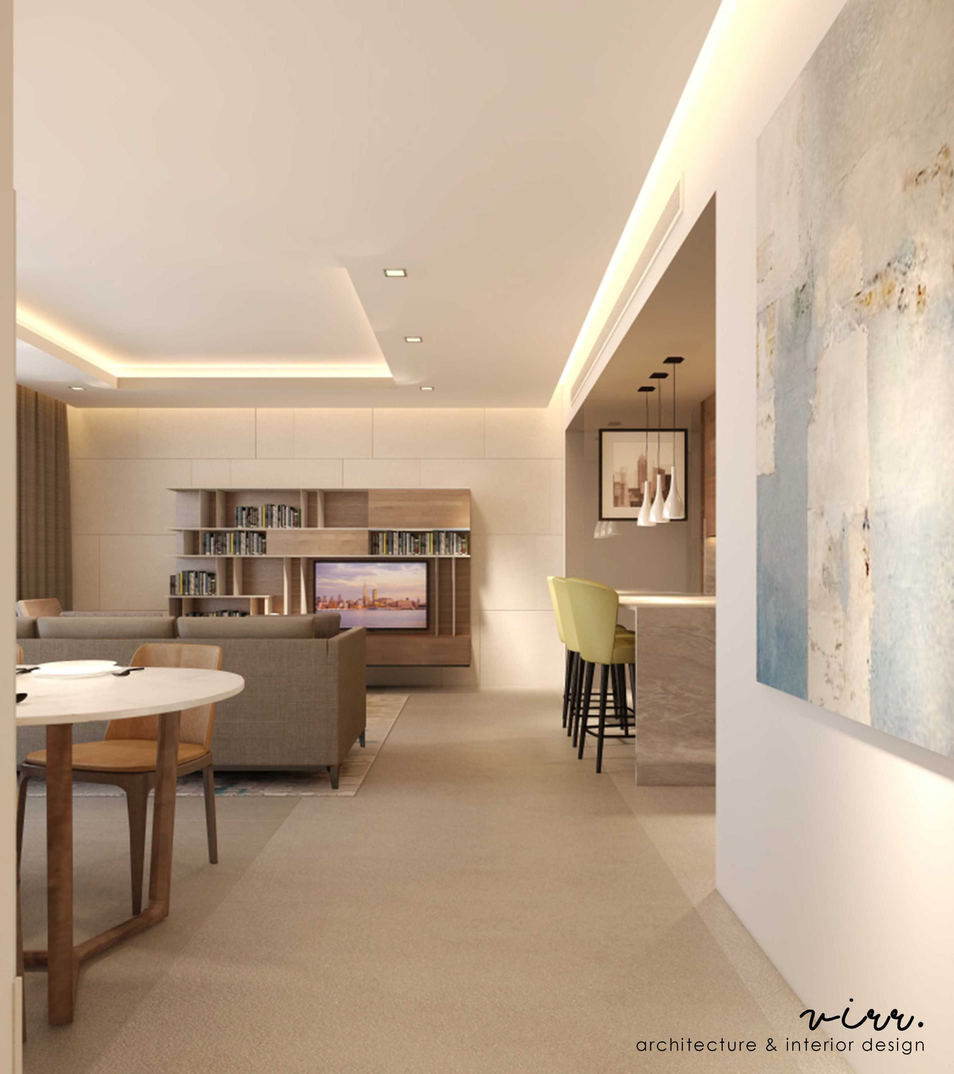 Virr Studio Apartment At Pondok Indah 2 South Jakarta, South Jakarta City, Jakarta, Indonesia Jakarta Selatan Living-Dining-Cam-6-Anadamaya-Apartemen   29329