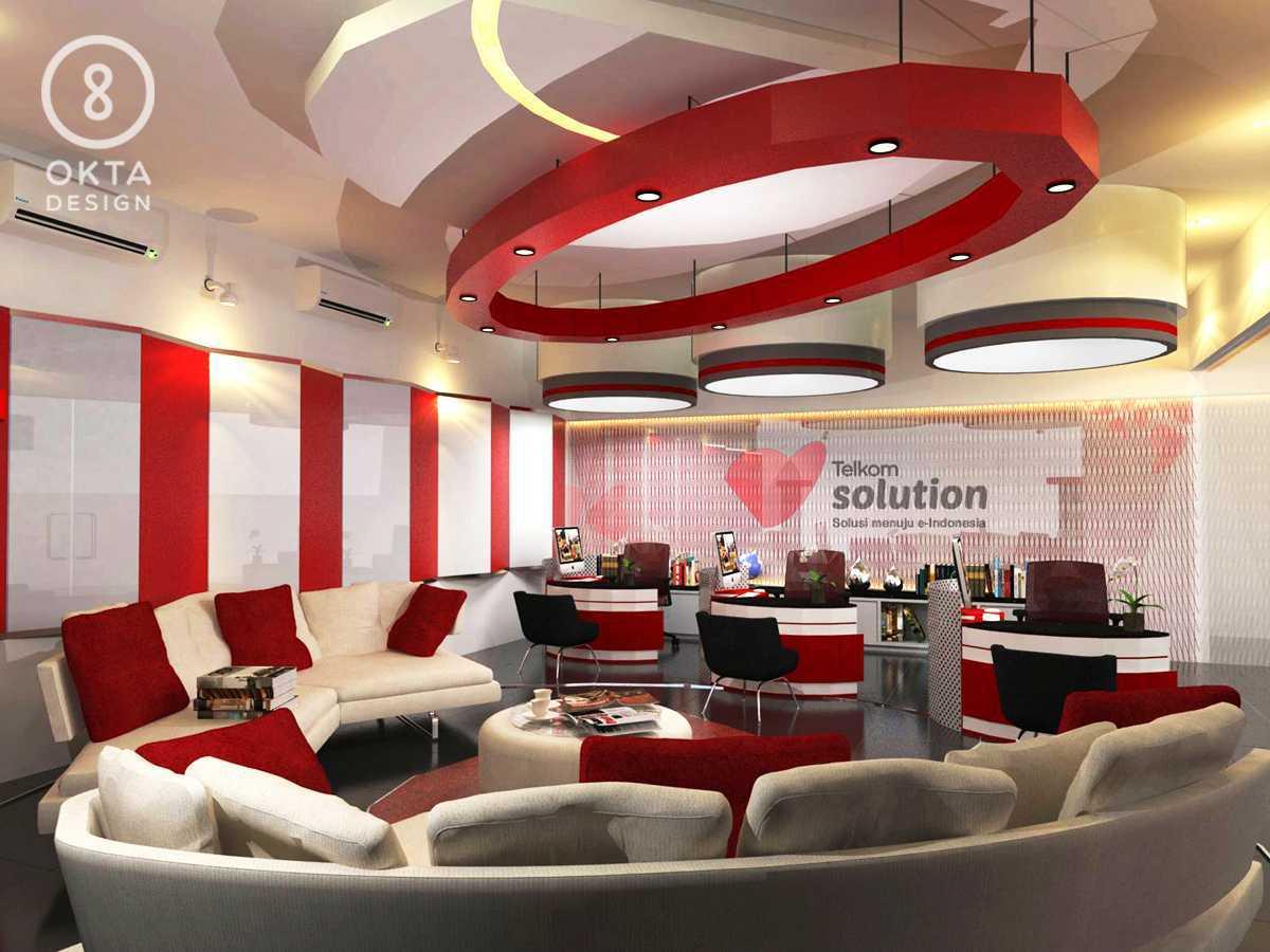 Okta Design Telkom Solution West Jakarta, Kebon Jeruk, West Jakarta City, Jakarta, Indonesia Jakarta Waiting Area   18131