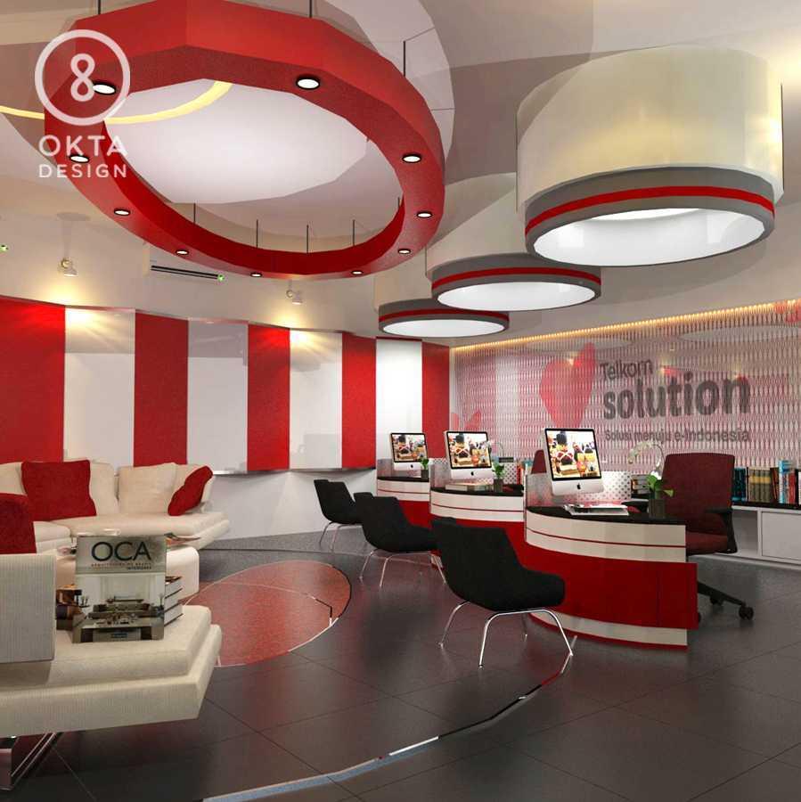 Okta Design Telkom Solution West Jakarta, Kebon Jeruk, West Jakarta City, Jakarta, Indonesia Jakarta Customer Service Area   18132