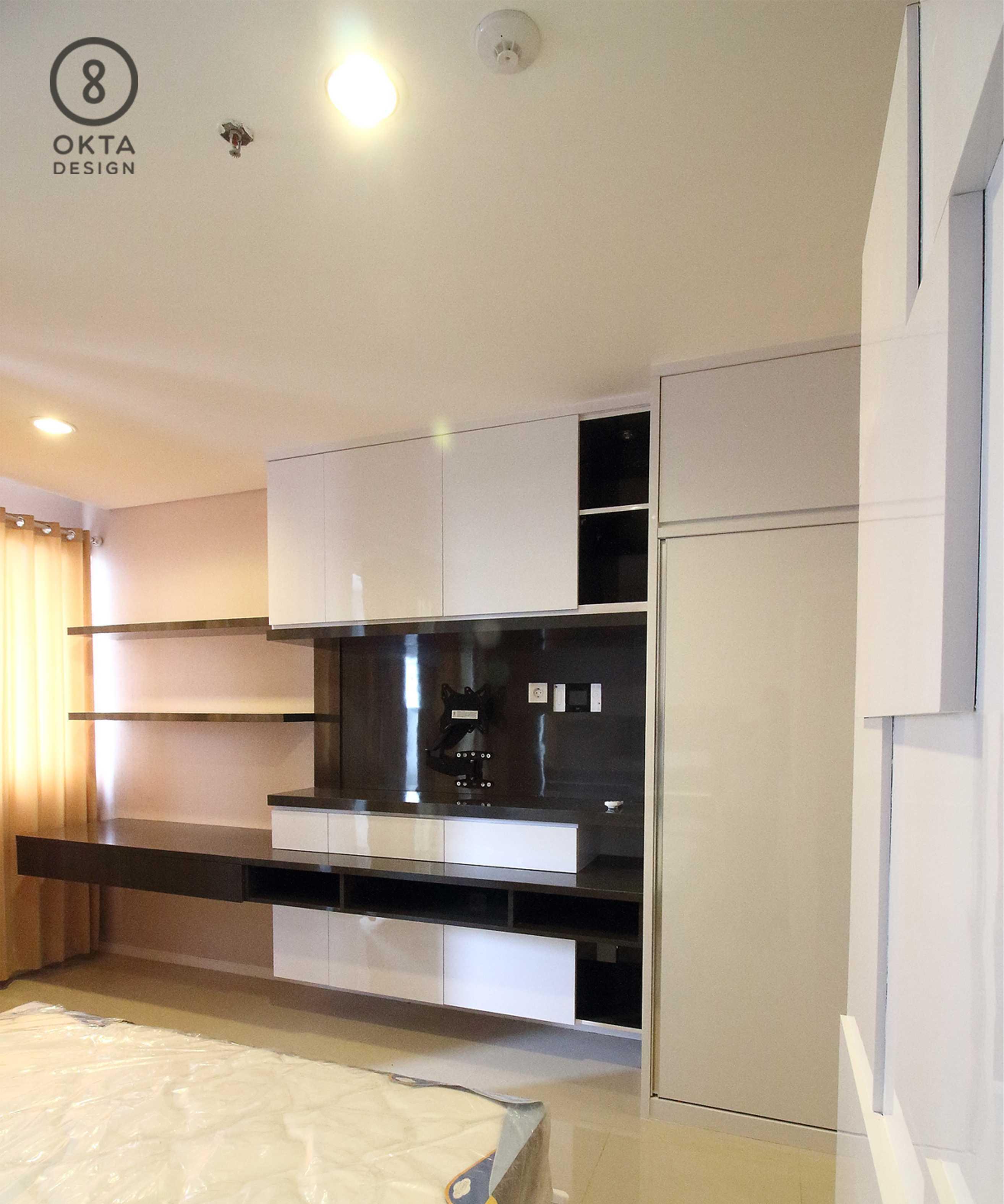 Okta Design Glossy White Studio Room Pondok Jagung, North Serpong, South Tangerang City, Banten 15326, Indonesia Pondok Jagung, North Serpong, South Tangerang City, Banten 15326, Indonesia Aa5 Minimalis,modern  32185