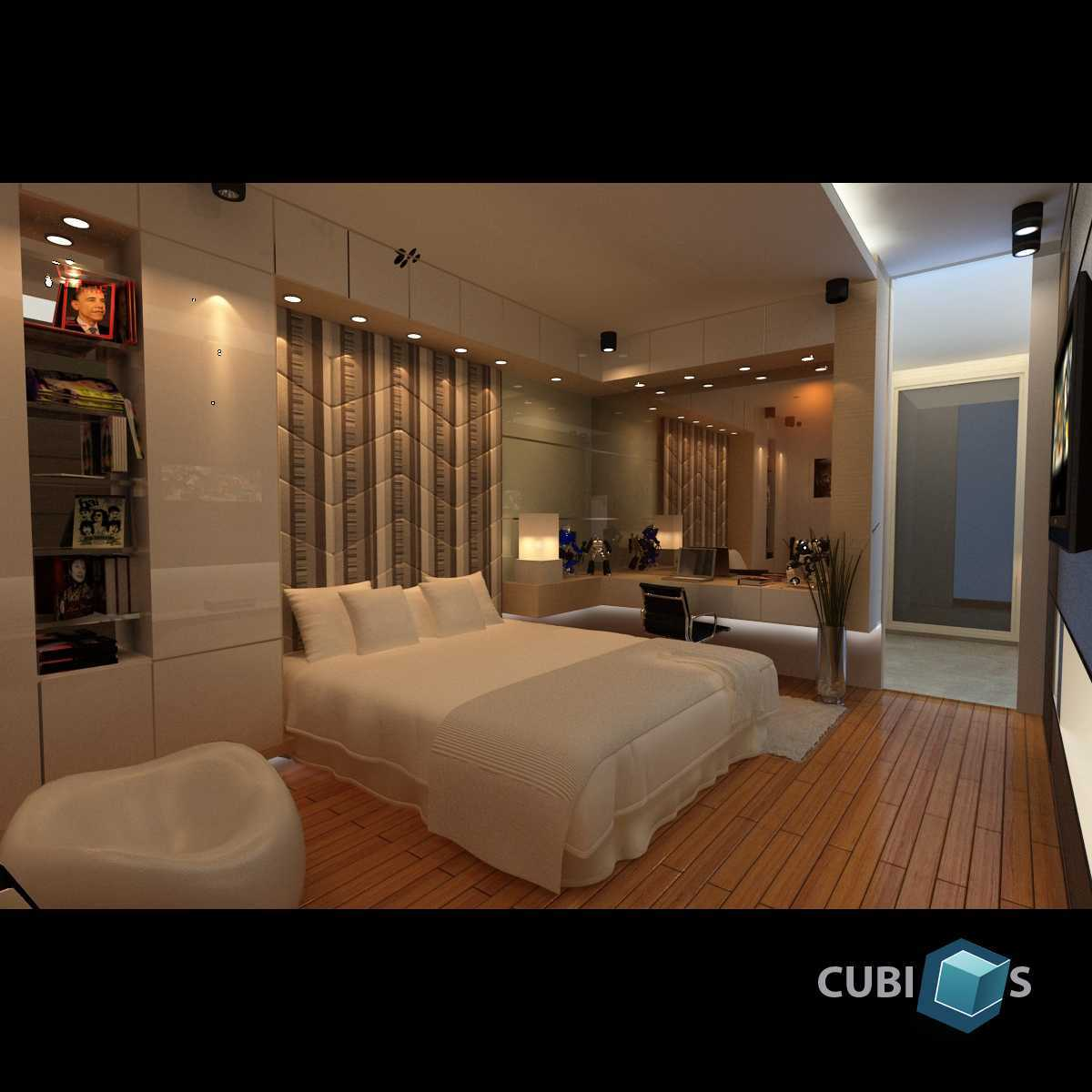 Arif Rahman Syarfin S.ds Rumah Di Dago Bandung Bandung Bandung Bedroom Minimalis,modern  18037