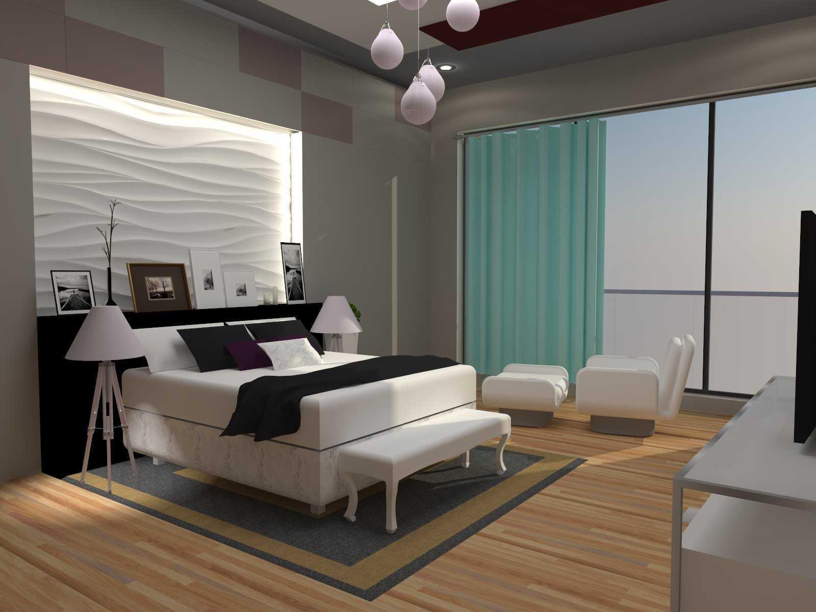 Himmatul Asyrofah Housing Ancol Barat, Jakarta Ancol Barat, Jakarta Master-Bedroom-2 Modern  13255