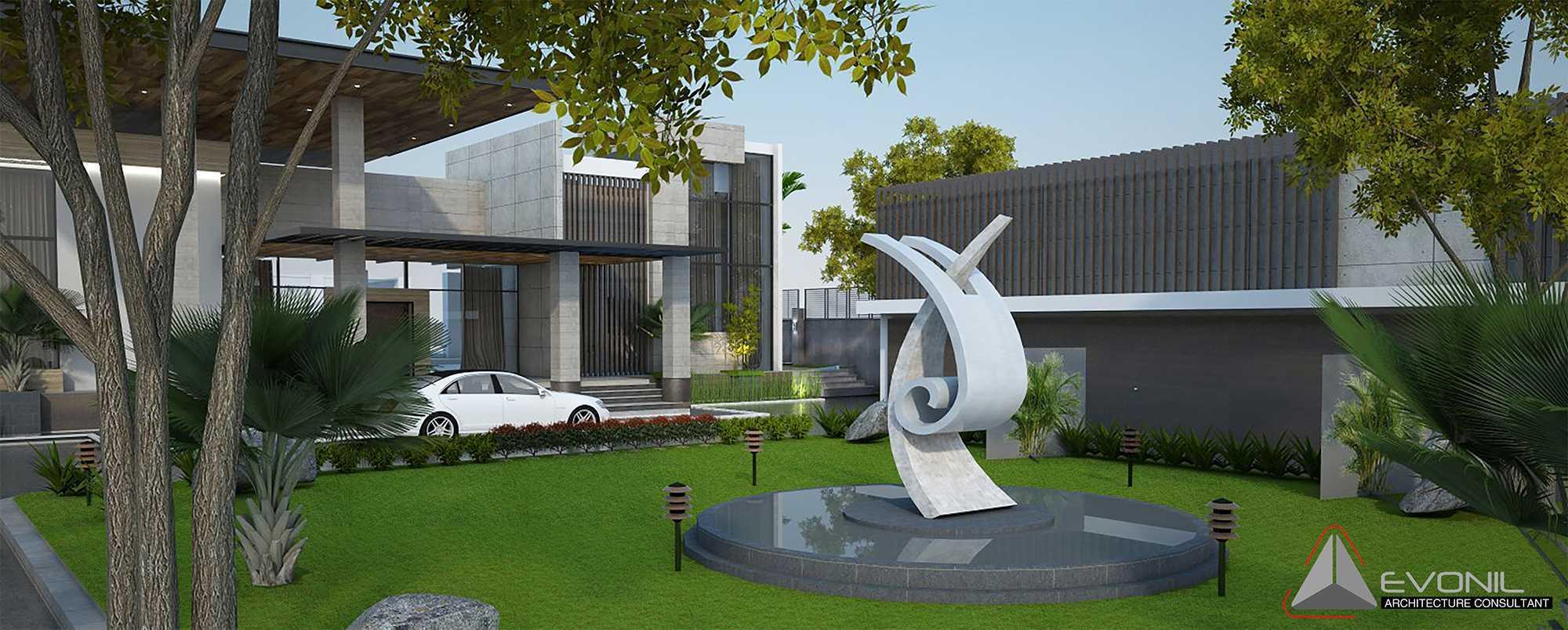 Evonil Architecture Residence Pangkalan Bun Pangkalan Bun, Kalimantan, Indonesia Pangkalan Bun, Kalimantan, Indonesia Eksterior-3-Residence-Pangkalan-Bun Modern  13126