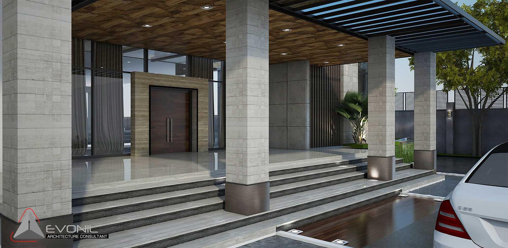 Evonil Architecture Residence Pangkalan Bun Pangkalan Bun, Kalimantan, Indonesia Pangkalan Bun, Kalimantan, Indonesia Lobby-Residence-Pangkalan-Bun Modern  13140