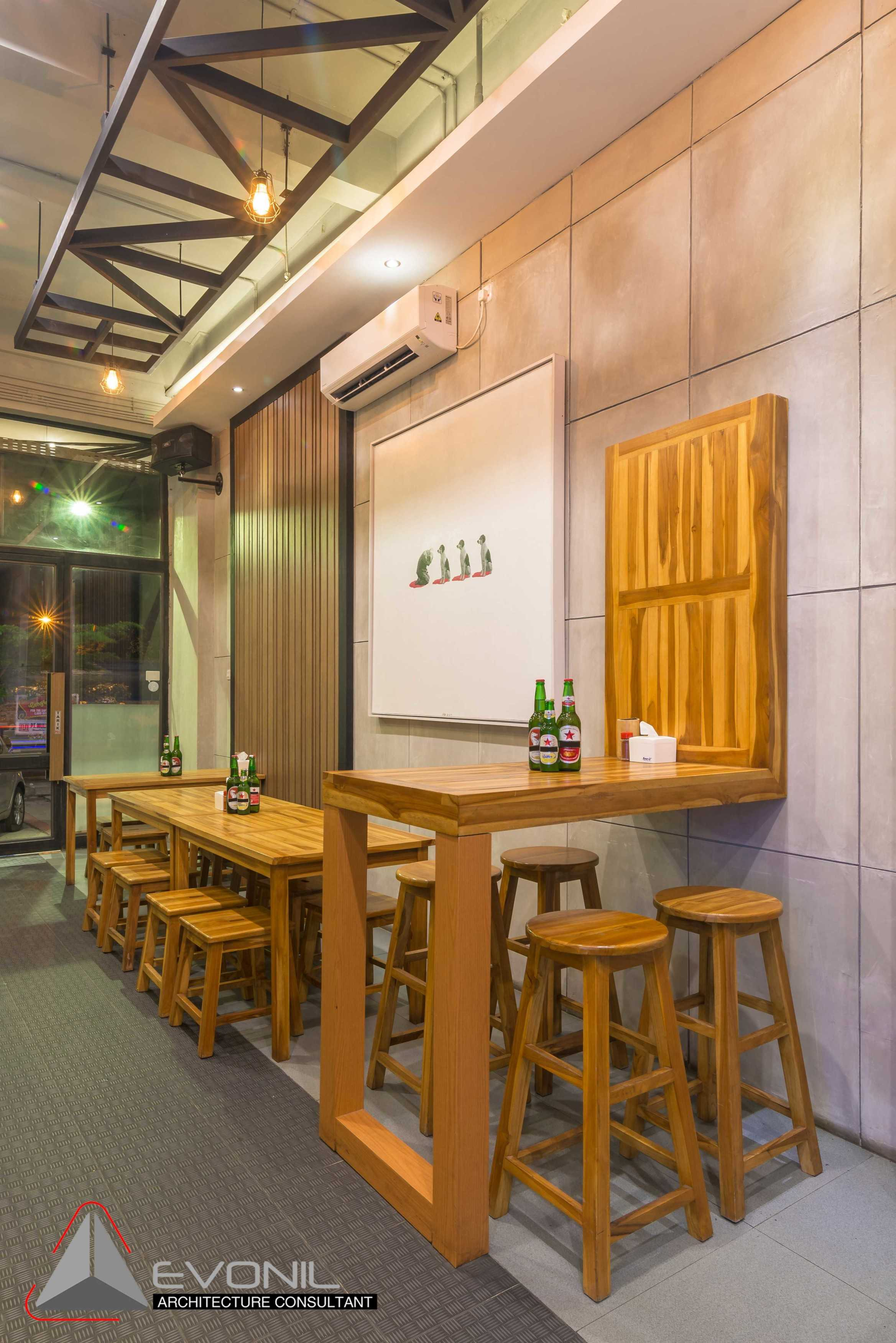 Evonil Architecture Sapeng Art Of Satay Resto P.i.k, Jakarta P.i.k, Jakarta Dining Area Modern  13185
