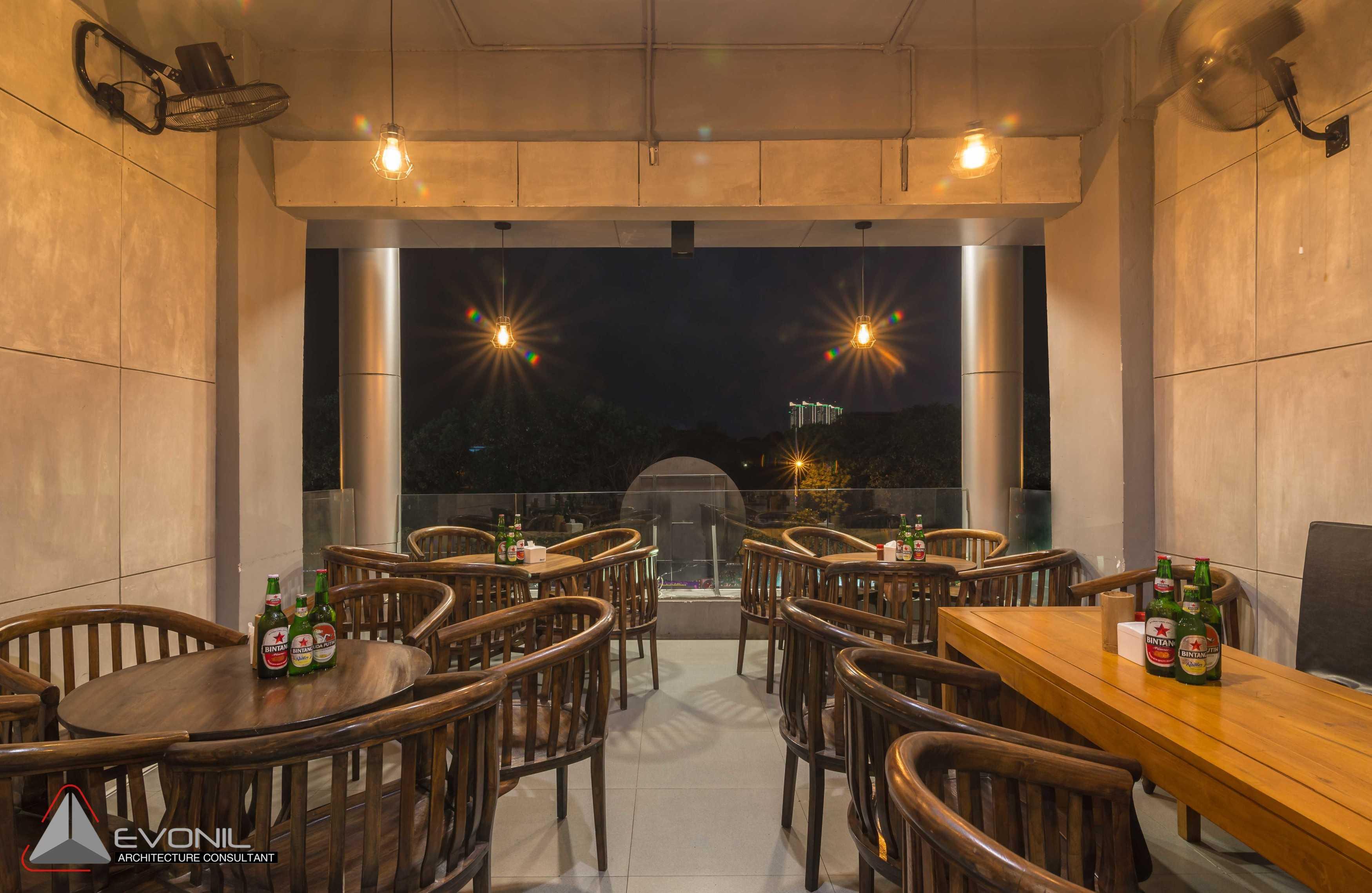 Evonil Architecture Sapeng Art Of Satay Resto P.i.k, Jakarta P.i.k, Jakarta Dining Area Modern  13186