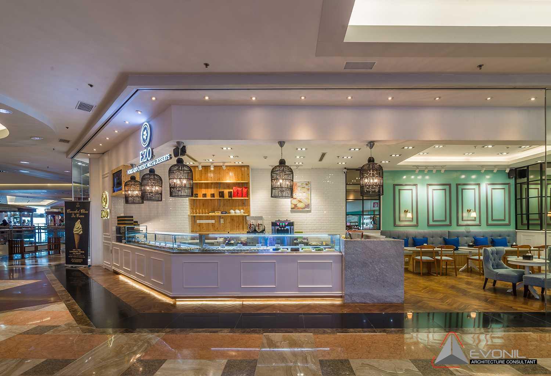 Photo Side View Ezo Cheesecakes Bakery At Mall Taman Anggrek 2