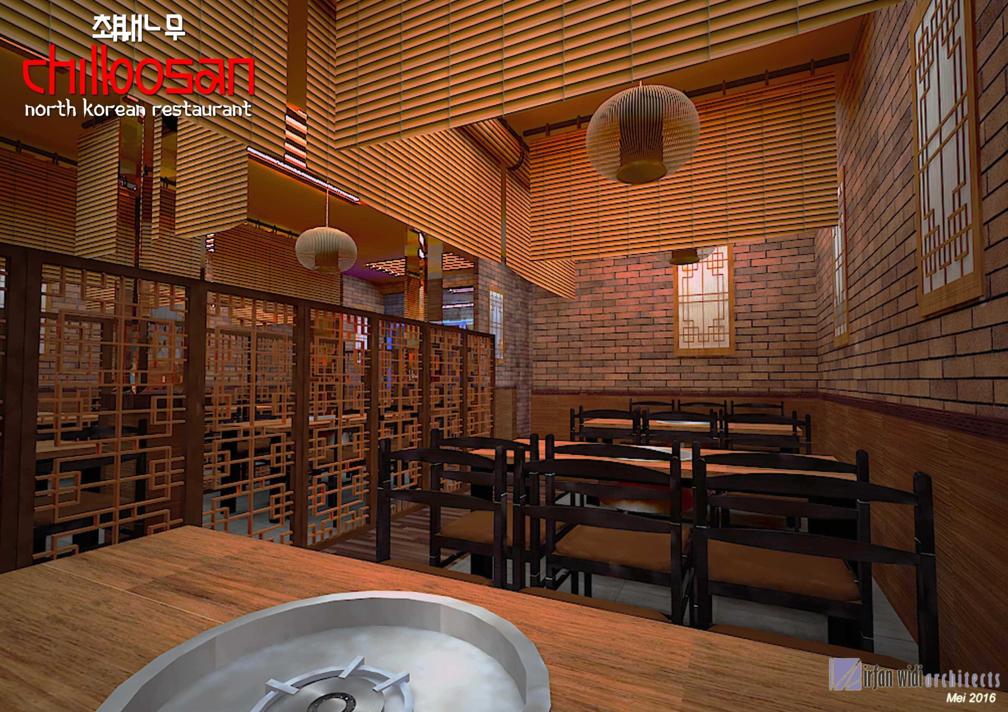 Jeffry Kurniawan Chilbosan Kelapa Gading, Jakarta Kelapa Gading, Jakarta Dining Area   13193