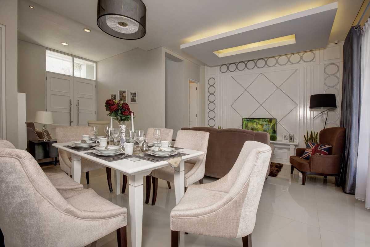 Getto Id Residence In Banjarmasin Banjarmasin Banjarmasin Diningroom Klasik,modern  14183