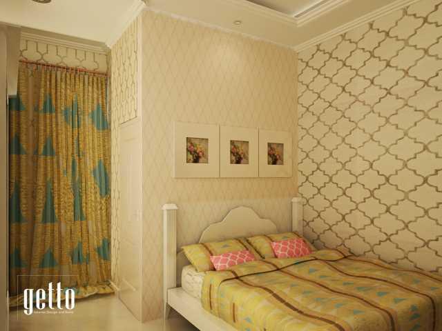 Getto Id Kota Metro Bandar Lampung Bandar Lampung Bedroom 3 Modern  14317