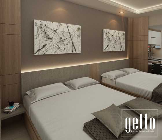 Getto Id Apartment Studio Bandung Bandung Bedroom Modern  14449