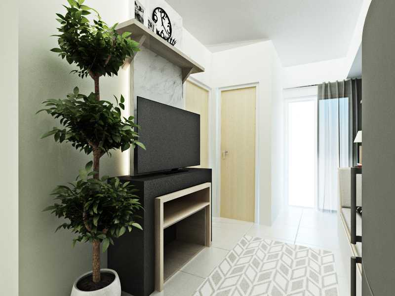 Getto Id Apartment Ayodhya 2 Br Tangerang City, Banten, Indonesia Tangerang City, Banten, Indonesia 6 Skandinavia  33198